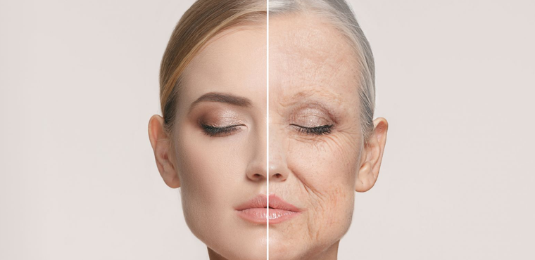 Photoshop exercise: Remove wrinkles and other signs of aging from a portrait